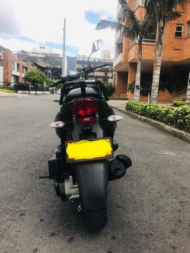 dynamic 125 moto akt