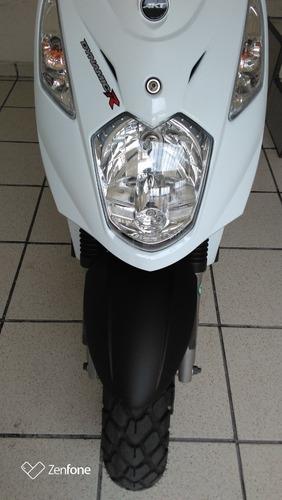 dynamic r 125 blanca