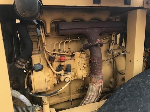 dynapac ca15 liso rolo compactador 1984