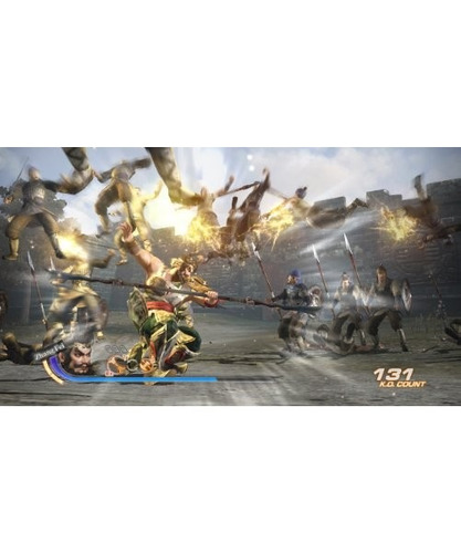 dynasty warriors 7: xtreme legends - playstation 3