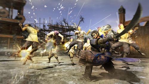 dynasty warriors 8 empires - xbox uno