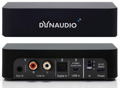 dynaudio xeo transmitter transmisor digital de 3 in stereo_t