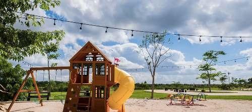 dzidzil-ha parque residencial cerca de la playa, lotes en venta.
