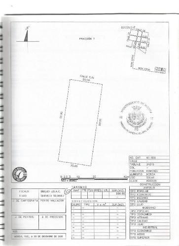 dzizilche, terreno de 6,800m2 dividido en 6 lotes cerca de hacienda