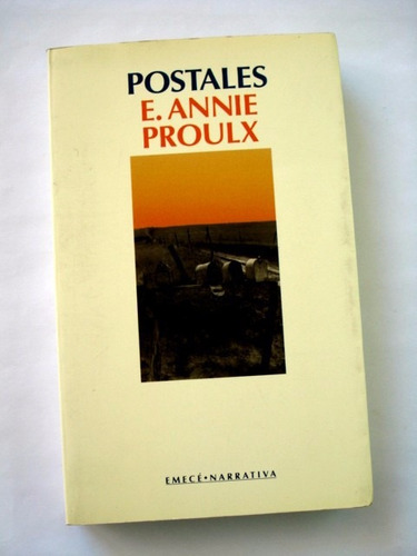 e. annie proulx, postales - l34