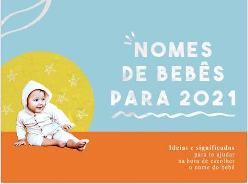 e-book  =100 nomes de bebês