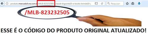 e-book bigsorte+10 e-books brinde+10 programas+200 planilhas
