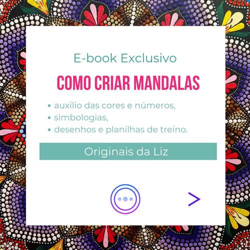 e-book como criar mandalas - desenhos de mandalas e treinar