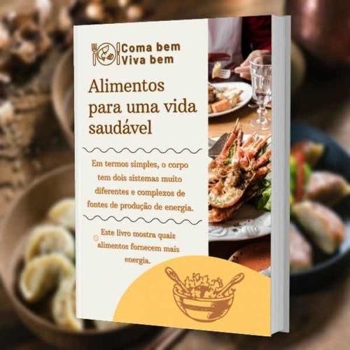 e-book culinário
