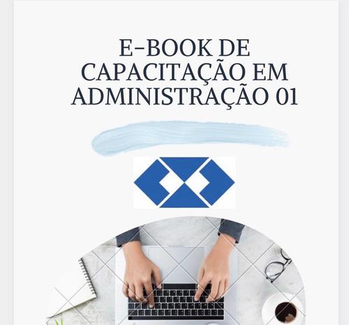 *e-book de capacitação em administração 01. *