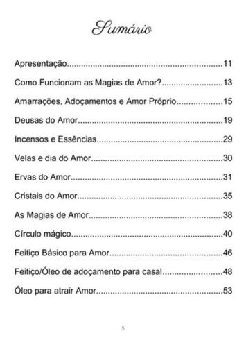 e-book magias de amor - manual teórico e prático