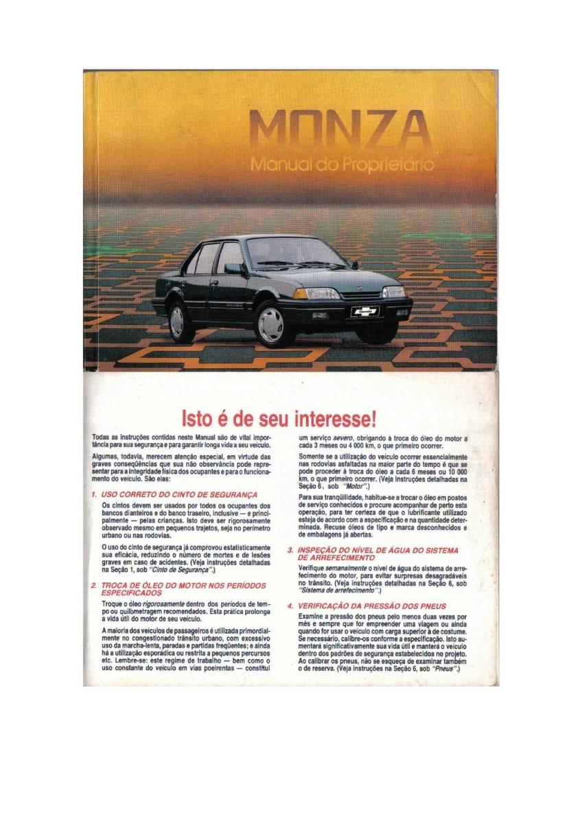 e book manual propriet rio gm monza 1991 r 9 98 em mercado livre rh produto mercadolivre com br