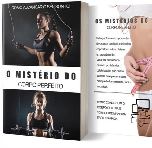 e-book mistérios do corpo perfeito