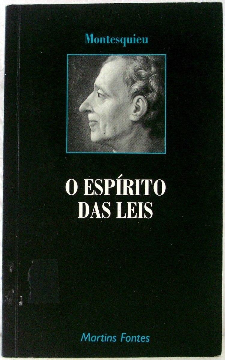 E-book O Espirito Das Leis - Montesquieu Filosofia - R$ 9