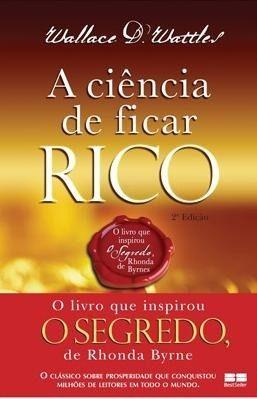 e-book rico o segredo como ficar rico lei atração
