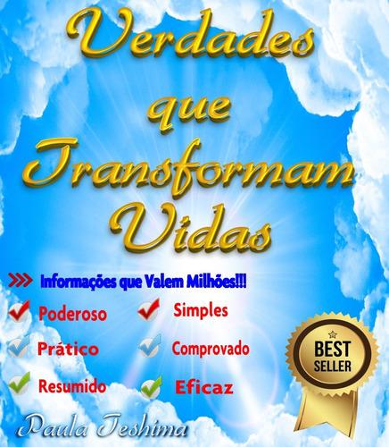 e-book: verdades que transformam vidas - paula teshima