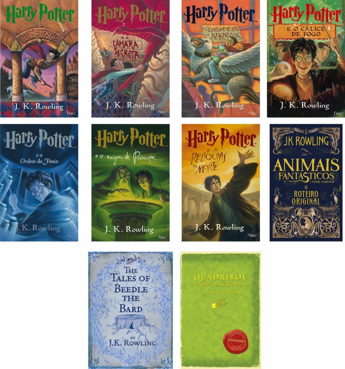 Harry Potter E O Calice De Fogo Livro Pdf