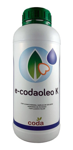 e-codaoleo k para controle de insetos 1 litro