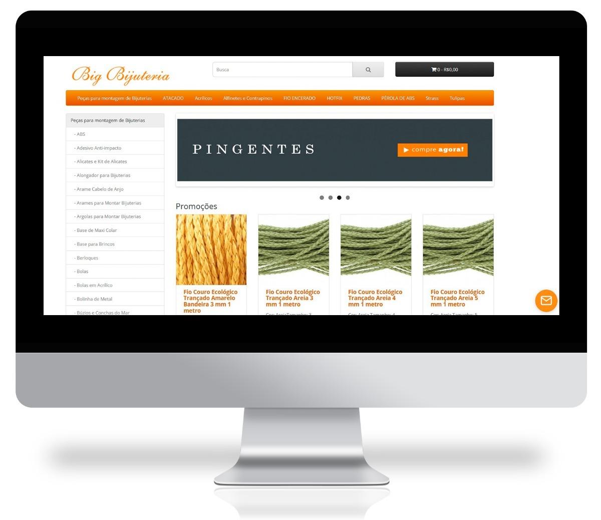 3daa40c184038b E-commerce Plataforma - Loja Virtual Light P/ Vender Online
