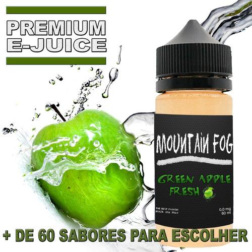 e juice 60ml essencia liquida e liquid  vape