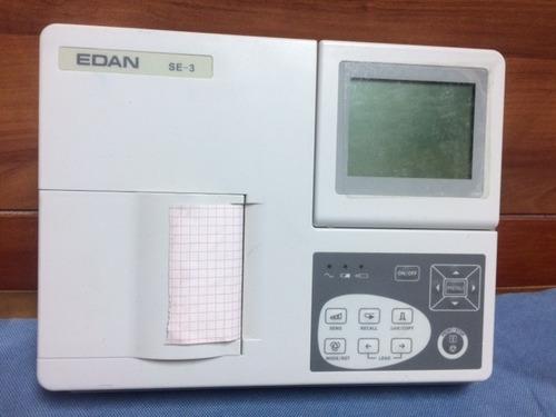 e-lectrocardiografo edan se-3