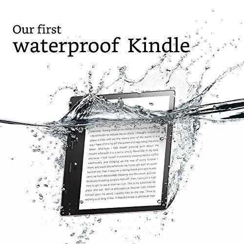 e-reader kindle oasis completamente nuevo - champagne gold,
