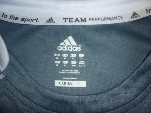 e remera adidas climalite team performance art 52033