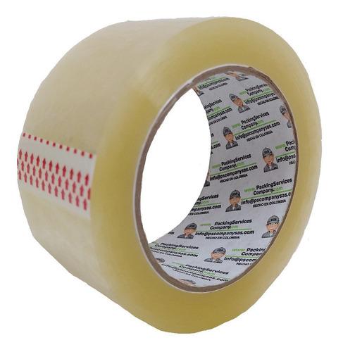 e rollo de cinta de 200m x 6 unidades alto pegante