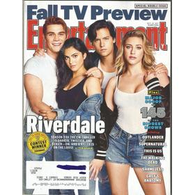 E Weekly: Riverdale / Cole Sprouse / Lili Reinhart / Jk Apa