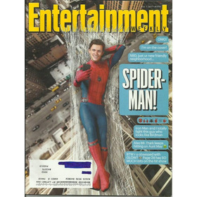 E Weekly: Tom Holland / Spider Man /  Shirley Manson / Oates