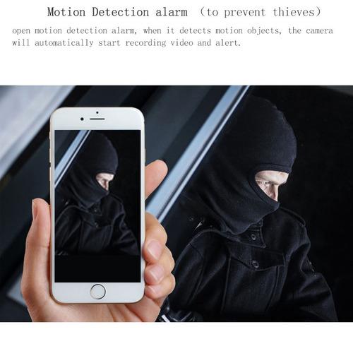 e09 hd de segurança em casa mini wifi 1080 p câmera ip sem