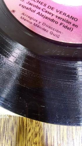 e344 angelica maria y raul vale noches de verano 45 rpm ep