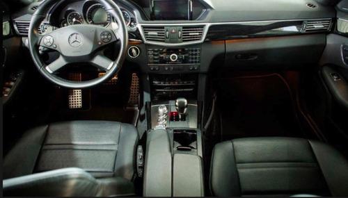 e63 amg v8 6.3 525 hp mercedes benz