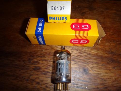 e810f philips  valvula de radio, tubo de vacio electronica