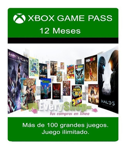 ea access  - game pass 47$ - xbox gold 47$ - 12meses digital