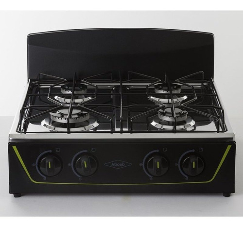 ea estufa de mesa haceb mixta avellana gas propano