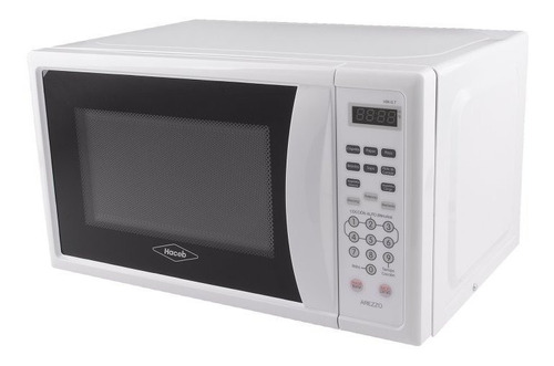 ea horno microondas ar hm-0.7 me bl 1050 watts haceb
