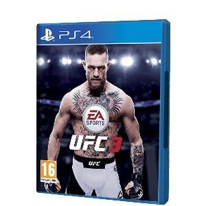 ea sport ufc3 juego físico nuevo y sellado - phone store