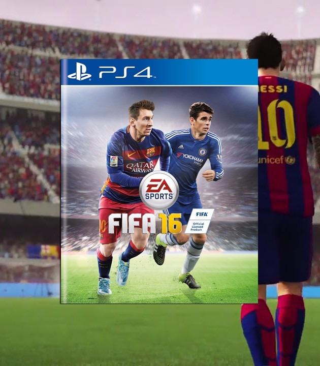 Ea Sports Fifa 16 Ps4 Fifa 2016 Psn Jogo Digital Imediato - R  9 8a4076de4be54