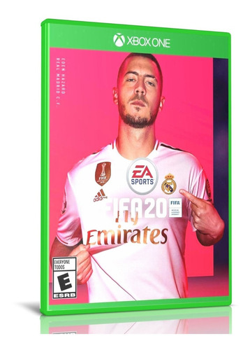 ea sports fifa 20 xbox one digital envio inmediato original