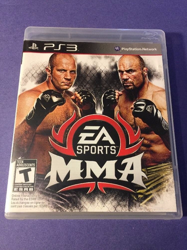 ea sports mma ps3 envio gratis