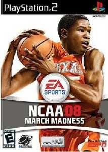 ea sports ncaa 08 march madness  ps2