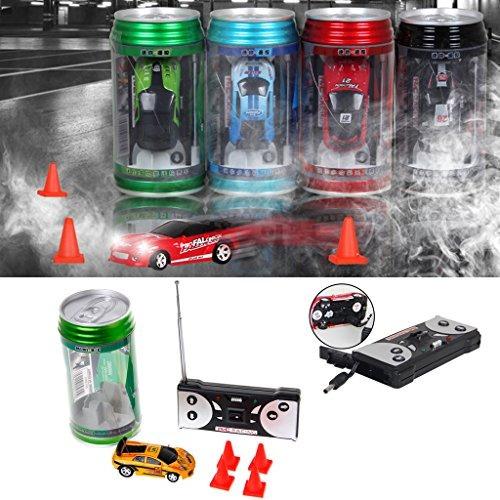 ea-stone mini coche de control remoto, coca-cola rc radio