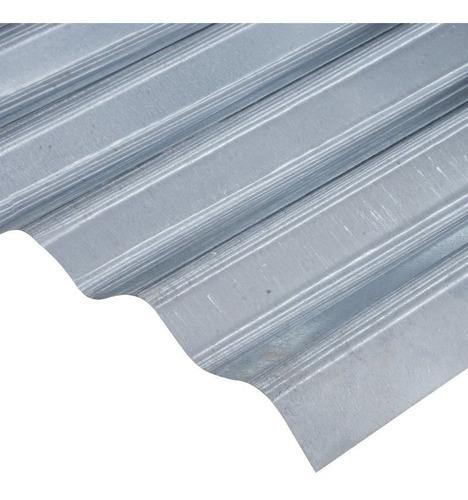 ea teja zinc ondulada e20 0,80*3,66m acesco