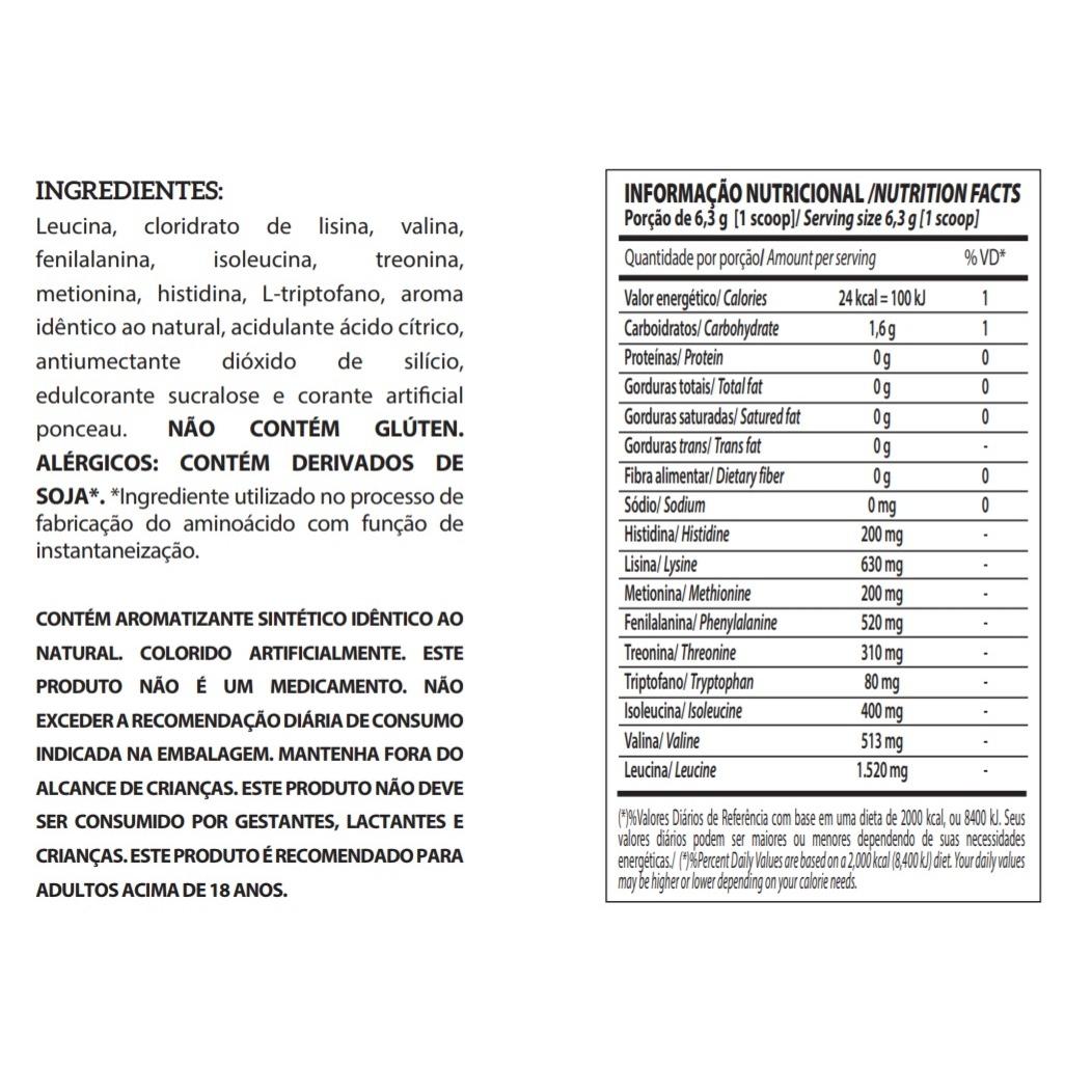 06247e5f7 Eaa-9 Powder (155g) - Integralmédica - 9 Aminos Essenciais - R  104 ...