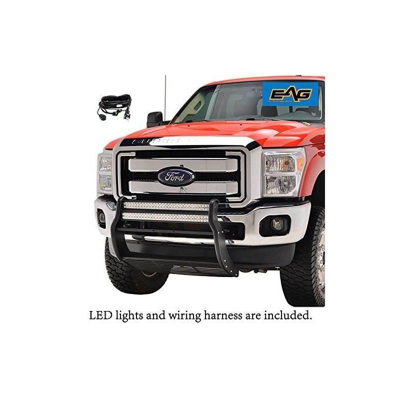 Eag double 32 led lights bull bar para 11 16 ford f250 f35 cargando zoom aloadofball Choice Image