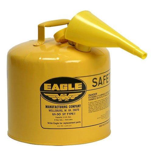 eagle diesel can 5 gal cumple con los requisitos del código