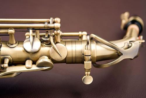 eagle sa500vg saxofone alto acab. envelhecido