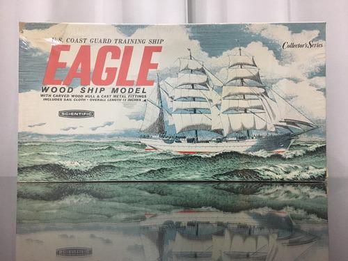 eagle wood ship model kit 168