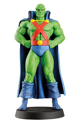 eaglemoss dc super hero collection: #30 martian manhunter